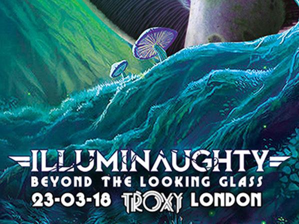 Illuminaughty Beyond the Looking Glass Tickets