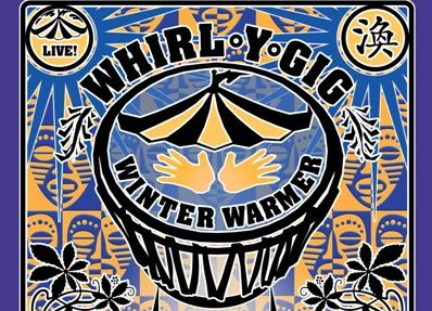 Whirl-Y-Gig Winter Warmer 20 Jan 2018 Flyer Tickets