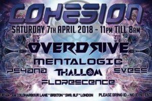cohesion 7th april