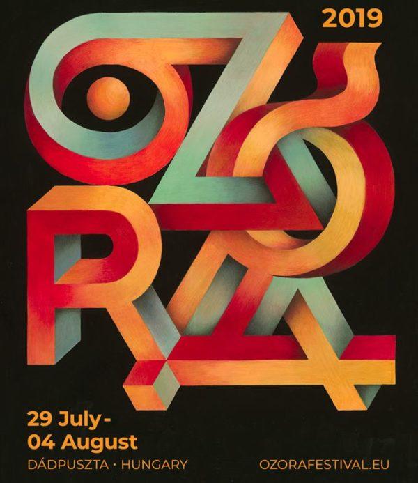 ozora 2019 flyer