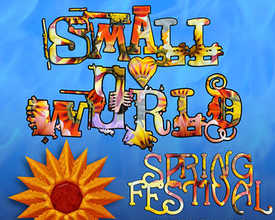 small world spring flyer