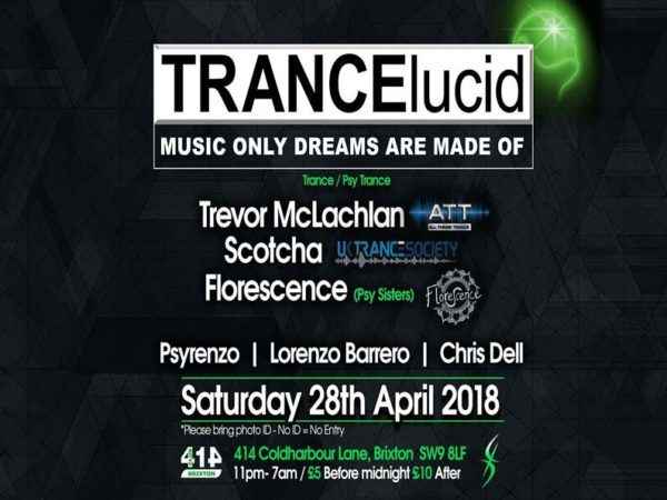 Trancelucid April B