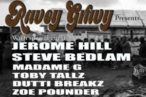 ravey gravey NEW flyer
