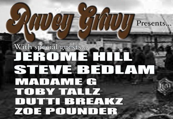 ravey gravey NEW flyer