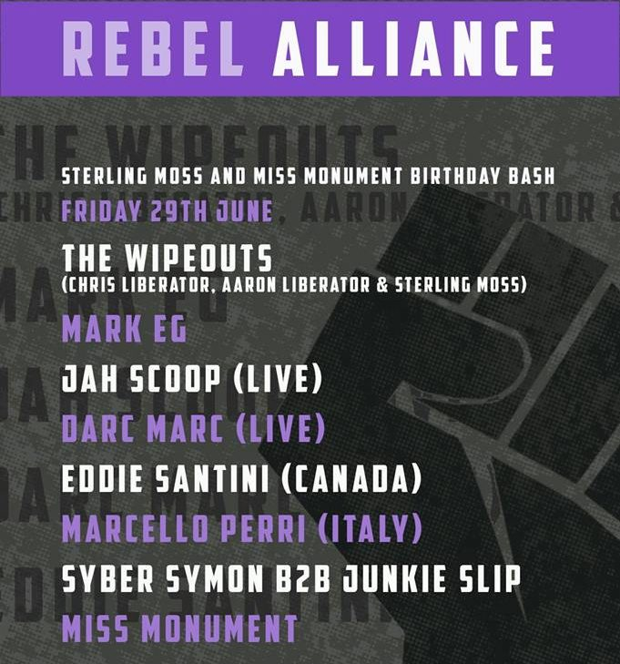 Rebel Alliance June 18 B