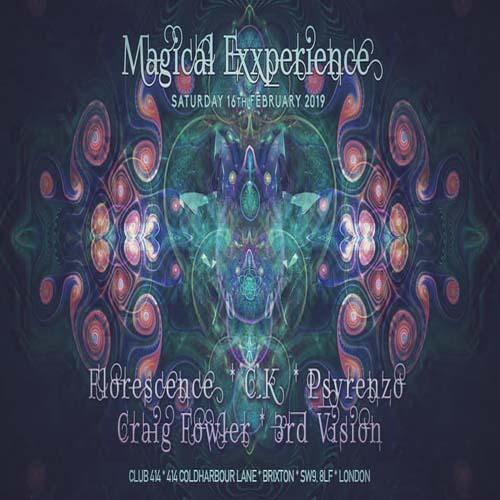 Magical experience feb 2019