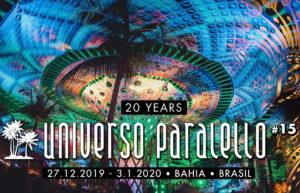 universo paralello 2019